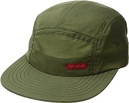 Converse nylon ripstop snapback cap olive  24fad4333b5