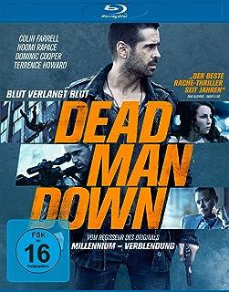 Dead Man Down BD [Blu-Ray] [Import]