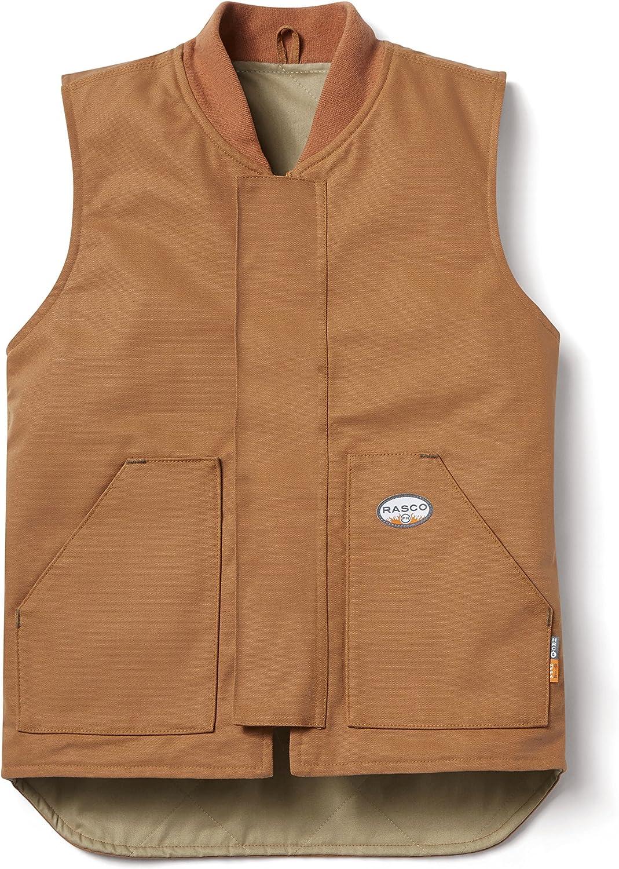 Rasco FR Work Vest