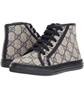 Gucci Kids - GG Supreme High-Top Sneaker (Little Kid)