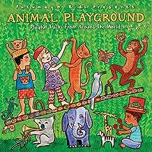 animal playground cd