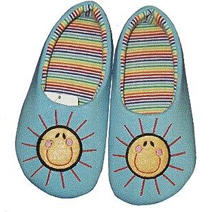 Ropa Infantil- Slippers Sol Uni 30, 100% algodón (DIS-27)