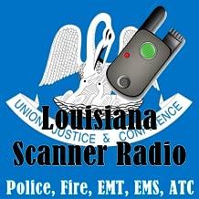 Louisiana Scanner Radio - Police, Fire, EMS, Hurricane Center