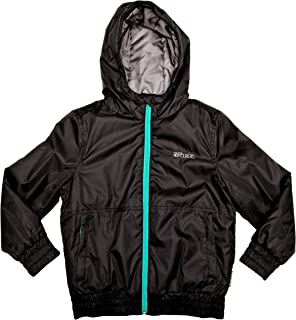 Rip Curl King of - Chaqueta para niño, tamaño 130 cm, Color Negro