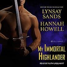My Immortal Highlander: MacNachton Vampires Series, Book 3