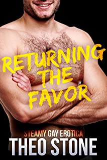 Returning the Favor (Gay Older/Younger Erotica)