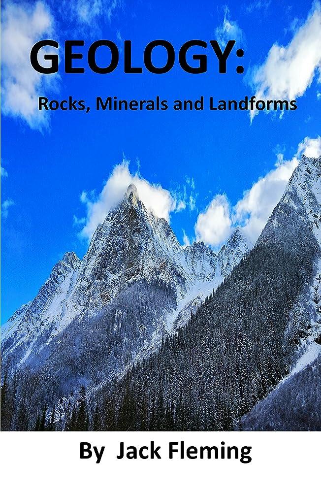 測定可能エコー極めてGEOLOGY: Rocks, Minerals, and Landforms (English Edition)