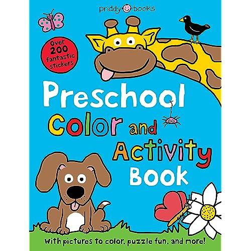 Preschool Color & Activity Book (Color and Activity Books)