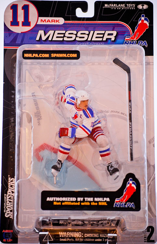 McFarlane Toys NHLPA Sports Picks Series 2 Action Figure Mark Messier