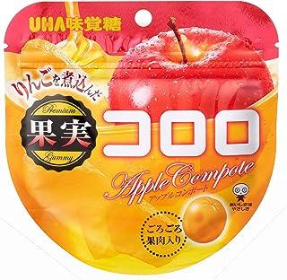 味覚糖 果実コロロ アップルコンポート 52g×6袋
