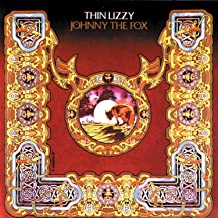 thin lizzy johnny the fox songs