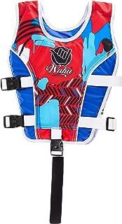 Wahu 603110-R Swim Vest, 15-25kg, Small, Red