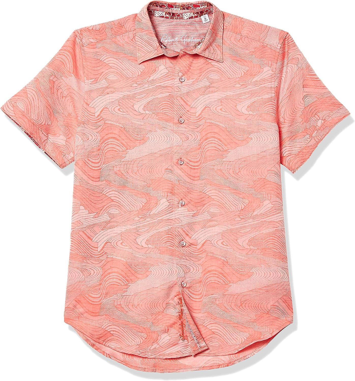Excellent price Robert Graham Men's Shirt Woven S