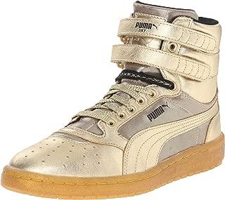 PUMA Women's Sky II HI Metallic Sneaker