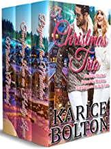 A Christmas Trio (Holiday Romance Collection): Mistletoe Mischief, Beyond the Mistletoe, and Tempting Love on Holly Lane