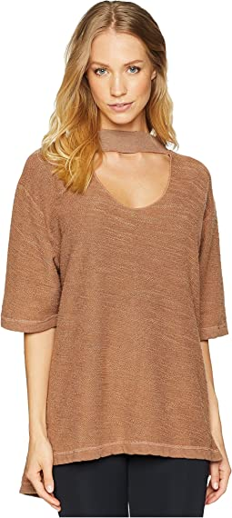 Double Scoop Slouchy Pullover