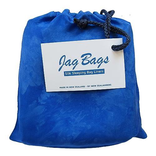 JagBag Standard Pure Silk Sleeping Bag Liner