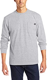 Men's Long Sleeve Heavyweight Crew Neck