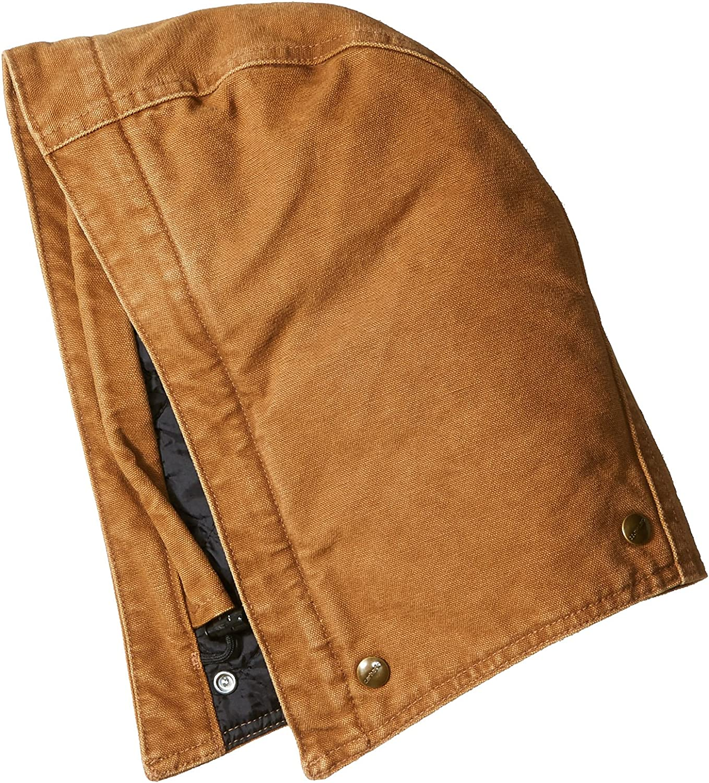 Carhartt Men's Quilt-Lined Sandstone Hood