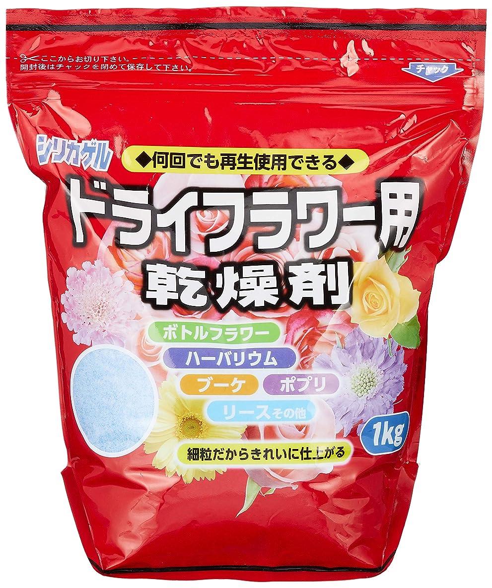 血色の良い趣味仕事に行く豊田化工 シリカゲル ドライフラワー用 乾燥剤 1kg