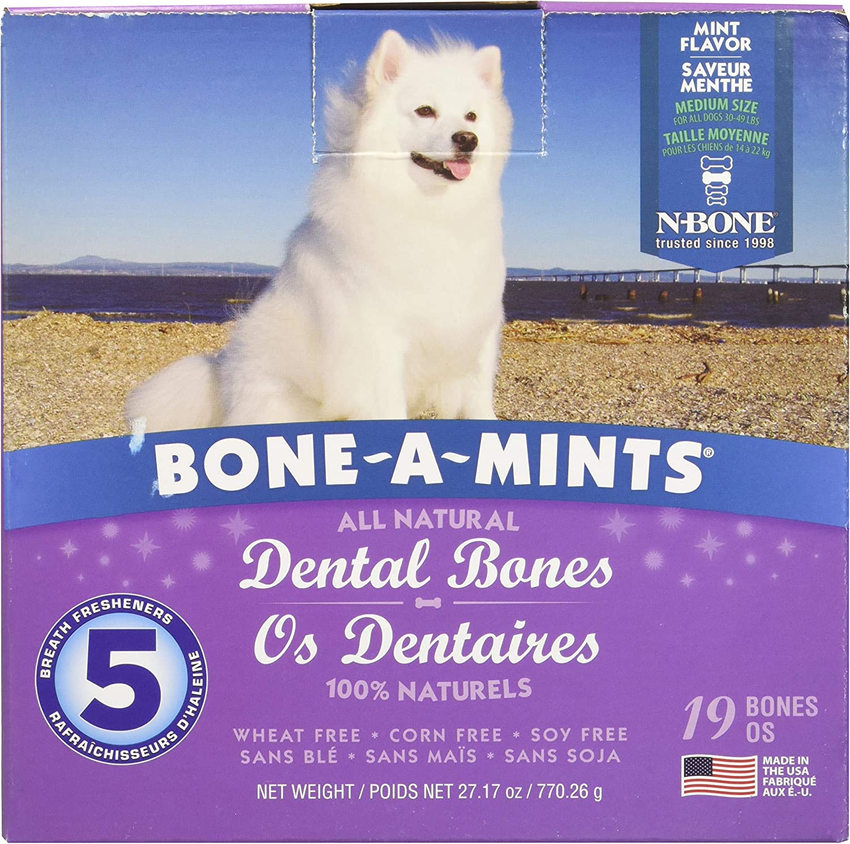 Npic Boneamints Dental Bones Medium (19 Pack)