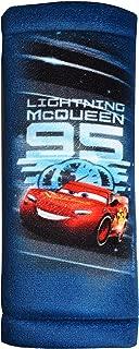 1 unidad Disney Cars 3 cakfz446/Hitachi s4kids -/Cintur/ón acolchado dise/ño estampado color azul