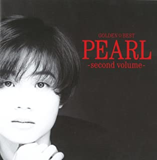 GOLDEN☆BEST PEARL-second volume-
