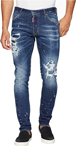 Bleached Cool Guy Jeans
