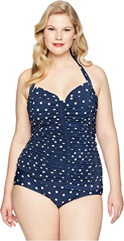 Plus Size Mansfield One-Piece