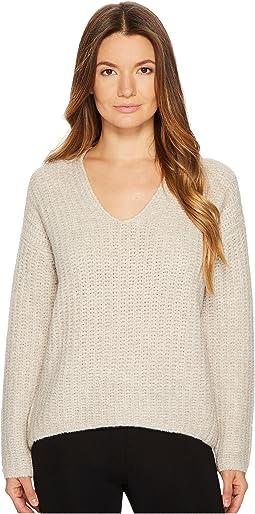 Vince - Deep V-Neck Pullover