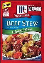 Best is mccormick beef stew seasoning gluten free Reviews
