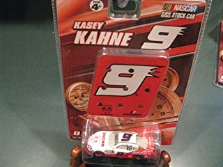 2007 Kasey Kahne # 9 Dodge Dealers Charger 1/64 Scale & Mini #9 Replica Pit Stop Sign Board Winners Circle Edition
