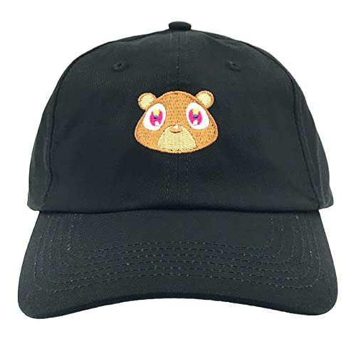 Bear Hat Dad Hat Strap Back Costume Head Men Women New 3a1b785f579