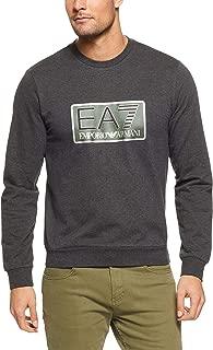 EA7 EA7 6ZPM60 PJ05Z Sweat Top - Charcoal