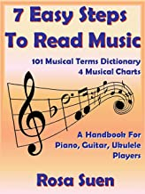 melodica keys chart