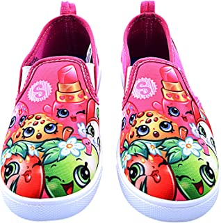 Shopkins Girls Slip-on Canvas Shoes