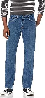 LEE مردانه Premium Select Regular-Fit Straight-Leg Jean