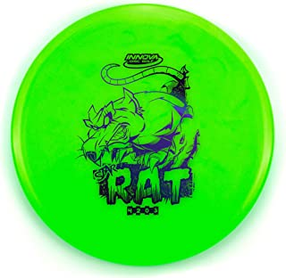 Innova Star Rat Mid-Range Golf Disc [Colors May Vary]