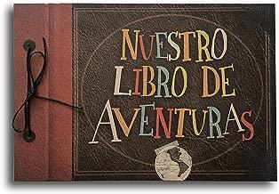 Album de fotos - Nuestro libro de Aventuras - 50 hojas