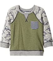 Mud Pie - Dinosaur Sweatshirt (Infant/Toddler)