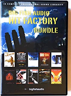 Big Fish Audio Hit Factory Bundle