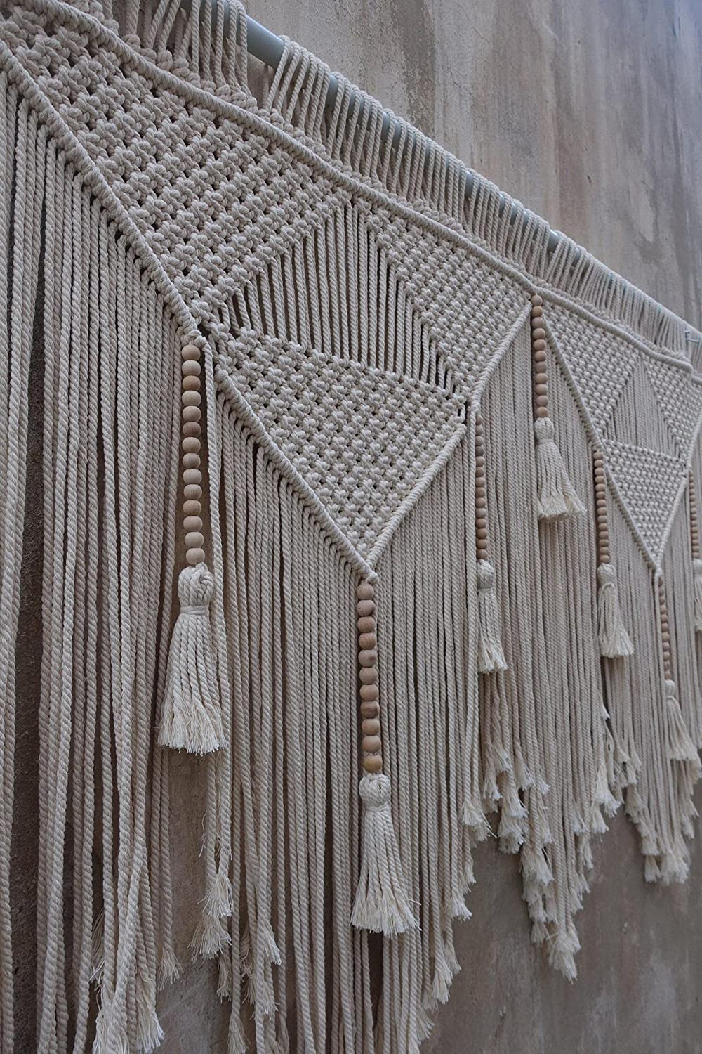 """""""N A""""Amazon Source Branded goods Hot Sales Selling Home Pure Wall Hand-Woven Tapestr"""