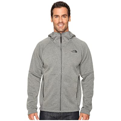 The North Face Trunorth Hoodie (Fusebox Grey Heather/Fusebox Grey Heather (Prior Season)) Men