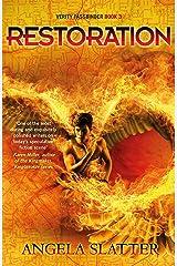 Restoration: Verity Fassbinder Book 3 Kindle Edition