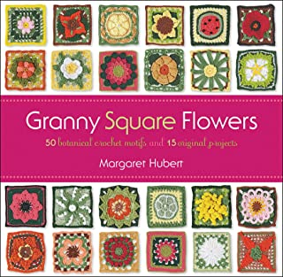 Granny Square Flowers (English Edition)