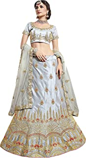312ac476c3 Amazon.in: Greys - Lehenga Cholis / Ethnic Wear: Clothing & Accessories