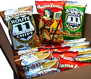 Route 11 Potato Chips combo pack (Adventure Combo)