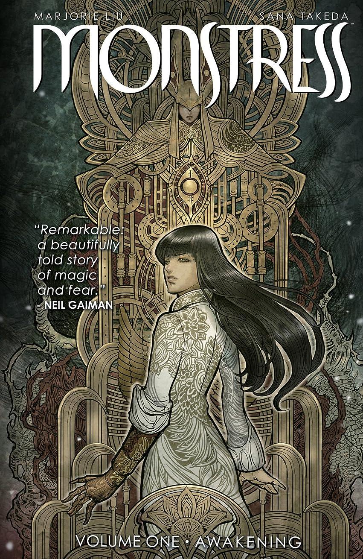 エネルギー合唱団提供Monstress Vol. 1 (English Edition)