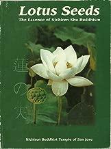 Lotus seeds: The essence of Nichiren Shu Buddhism