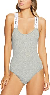 Calvin Klein Women's Modern Cotton Bodysuit